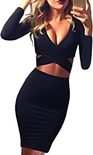 Best black bondage dress Reviews