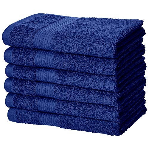 Top 10 Best Selling List for amazon navy blue kitchen towels