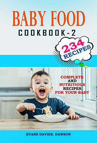 baby food books kindle - 9