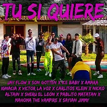 Tusi Quiere (feat. Amara Ignacia, Carlitos Klein, Victor la Voz, Sayian Jimmy & Ice Baby)