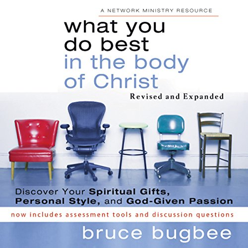 What You Do Best in the Body of Christ audiobook cover art