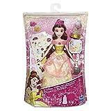 Disney Princesses La Belle et la Bête - Poupee Princesse Disney - Belle Robe...