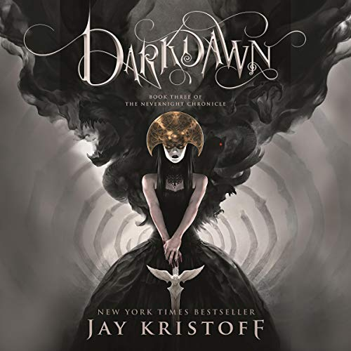 Darkdawn audiobook cover art