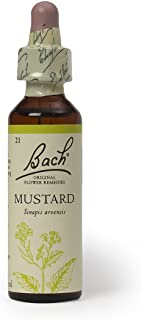 Bach Original Flower Remedies Mustard 20ml