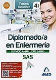 Diplomado en Enfermería del Servicio Andaluz de Salud. Temario específico vol 4