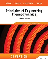 Principles of Engineering Thermodynamics, 8th Edition Front Cover