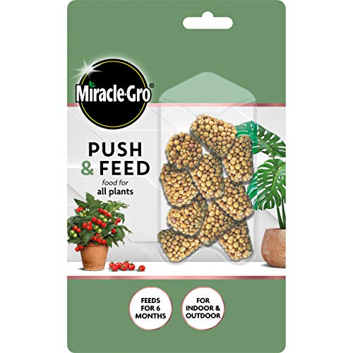 Miracle-Gro 88776 Push & Feed All Plant Food Pushfeed, G