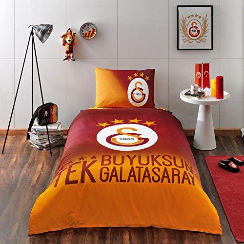 FANARTIKEL beddengoedset Galatasaray Istanbul 100% katoen origineel gelicentieerd