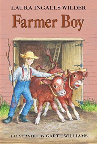 Farmer Boy (Little House on the Prairie Book 2)