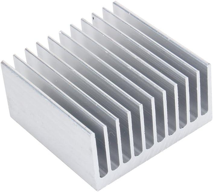 GOSHYDA 40mm40mm20mm Fees free!! Aluminium Heatsink Tooth Large discharge sale 11 Sink Heat