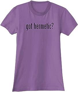 got Hermetic? - A Soft & Comfortable Women's Junior Cut T-Shirt