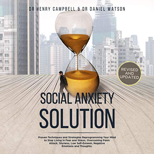 Social Anxiety Solution - Revised and Updated cover art