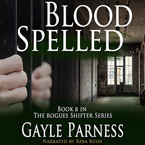 Blood Spelled audiobook cover art