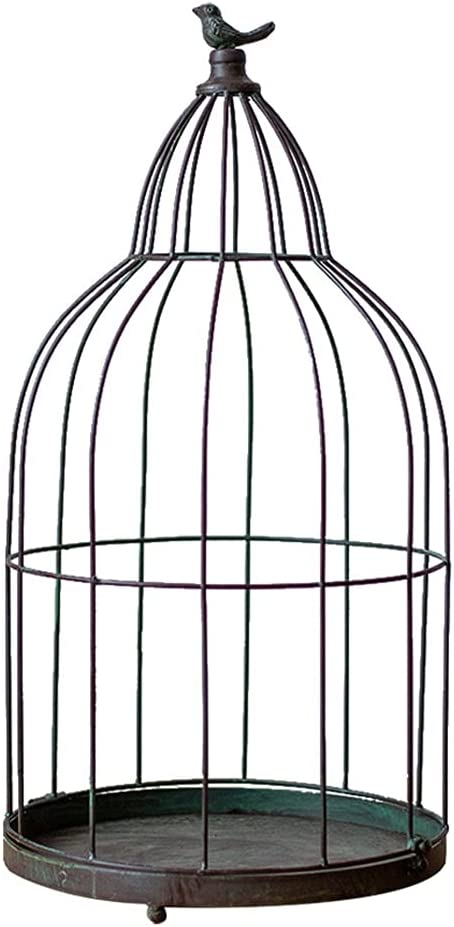 Candlesticks Austin Mall Wrought Iron Candle Holders Sales for sale Bird Cages F Decorative
