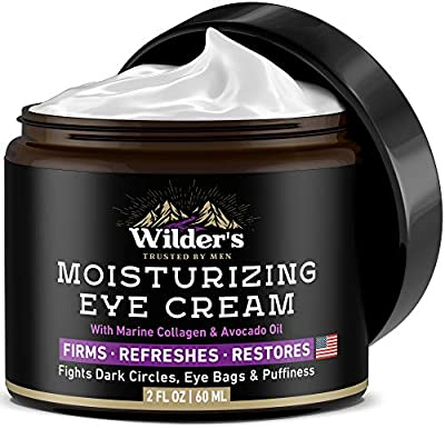 Moisturizing Men's Eye Cream