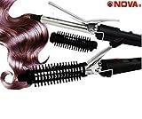 NOVA CLUB 471B Hair Curler Iron for Women