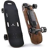 Elwing Boards - Monopatin Eléctrico Adulto Modular - Skateboard Powerkit Nimbus Sport - Doble Motor 38Km/h - Batería Larga duración 30 Km - IP65 a Prueba de Agua y Polvo - Diseñado en Francia