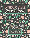 Catholic Bible for Journaling: New Testament with Psalms & Proverbs