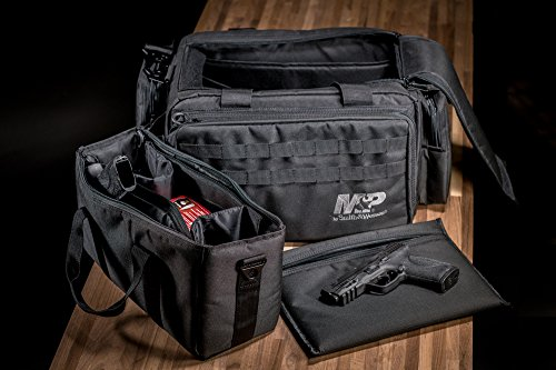 Smith Wesson Officer Tactical Range Bag to carry gear for CCW class