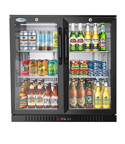 Side by Side Compact Refrigerator