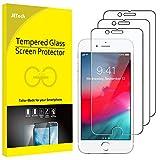 JEDirect iPhone SE 2020/iPhone8 / 7 /6 /6s 用 強化ガラス 液晶保護フィルム 4.7インチ 3枚セット