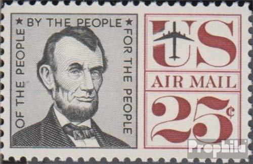 Prophila Collection EEUU 778x (Completa.edición.) 1960 Abraham Lincoln (Sellos para los coleccionistas)