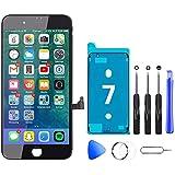 Hoonyer Pantalla para iPhone 7, Repuesto de Pantalla Táctil LCD y...