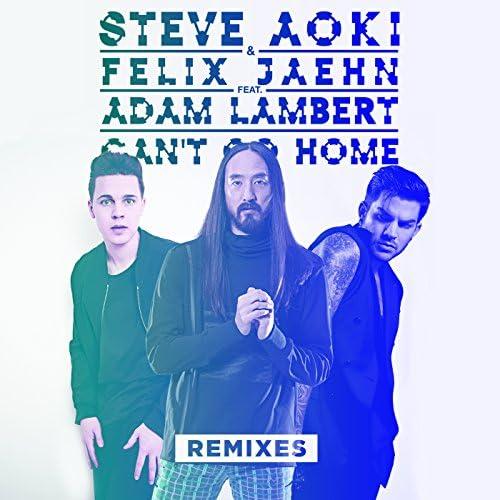 Steve Aoki & Felix Jaehn feat. Adam Lambert