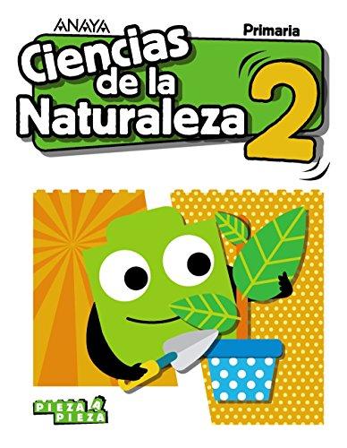 Ciencias de la Naturaleza 2. (Pieza a Pieza)