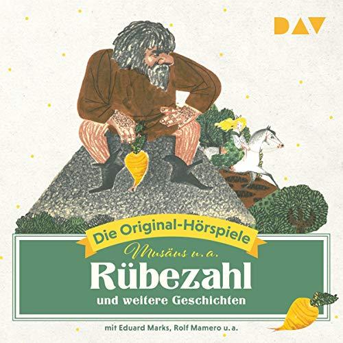 Rübezahl und weitere Geschichten audiobook cover art