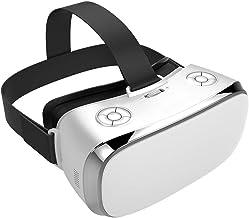 YBG Óculos de realidade virtual tudo-em-um, óculos 3D, fone de ouvido de policarbonato virtual, tudo em um, VR para PS 4, ...