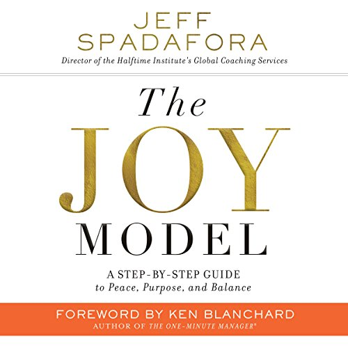 The Joy Model audiobook cover art