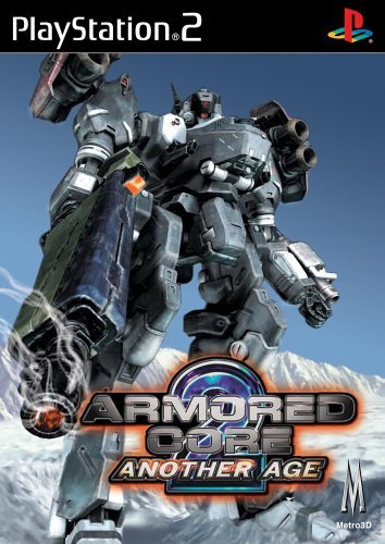 Armored Core 2: Another Age (PS2) by METRO 3D