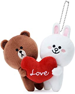 Line Friends Brown and Cony 5.5