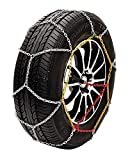 Catena da Neve per Pneumatici Ruota Auto Catene da Neve Car Tyre, 3.0MM Lega Manganese Steel (aggiornato) Auto Anti-Skid Catena, for Catene Light Truck/SUV/ATV Winter Universale Pneumatici di sicu