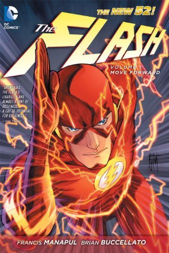 The Flash Vol. 1: Move Forward (The New 52) (English Edition ...