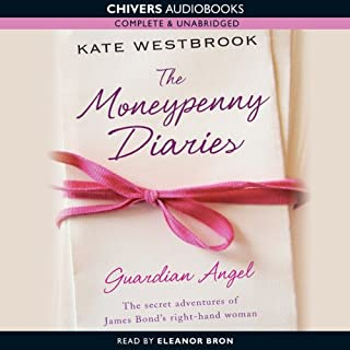 Guardian Angel: The Moneypenny Diaries, Book 1 cover art
