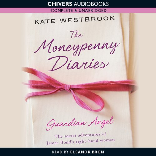Guardian Angel: The Moneypenny Diaries, Book 1 audiobook cover art