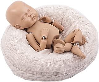 Dvotinst Newborn Baby Photography Props Fotografia Posing Beanbag Professional Poser Aids for Studio Shoots Photo Props