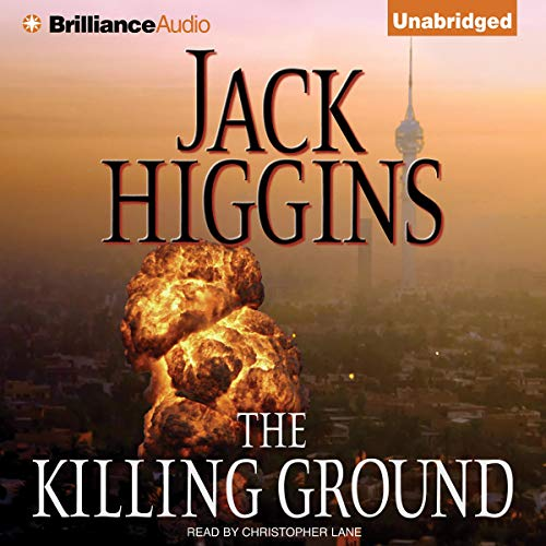 The Killing Ground Audiobook By Jack Higgins cover art