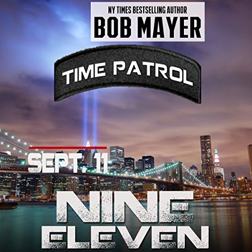 Nine Eleven audiobook cover art