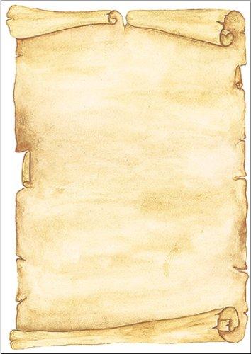 SIGEL DP153 Motiv-Papier, Briefpapier Pergament, 90 g, A4, 100 Blatt - weitere Motive