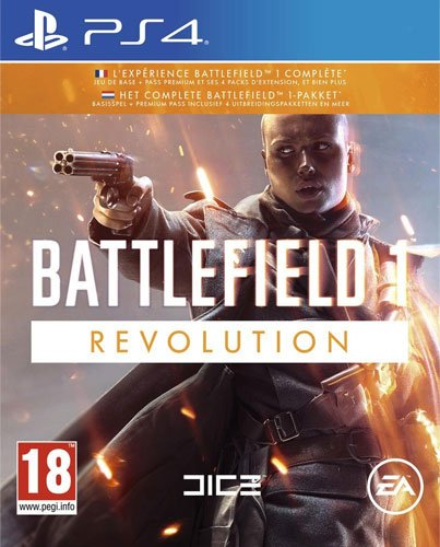 Battlefield 1 - Revolution [PlayStation 4]