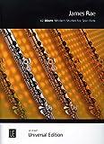 42More Modern Studies–Arreglados para flauta travesera [de la fragancia/Alemán] Compositor: Rae James