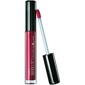 Lakme Absolute Plump and Shine Lip Gloss, Beige Shine, 3g
