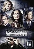 Law & Order: Special Victims Unit: Year Eighteen [DVD] - Mariska Hargitay, Ice-T, Kelli Giddish, Peter Scanavino