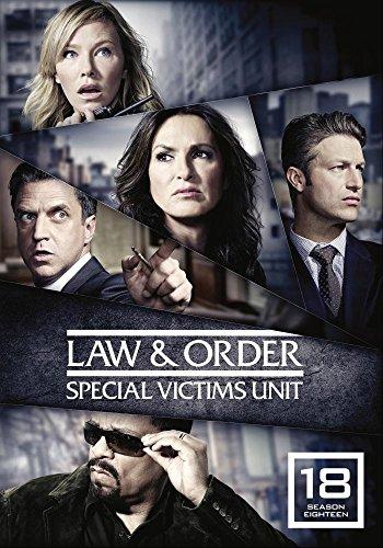 Law & Order Special Victim's Unit: Season 18(MOD)