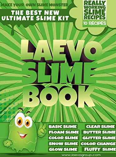 E-Book for Slime Kit for Girls - Slime Supplies Slime Kits -...