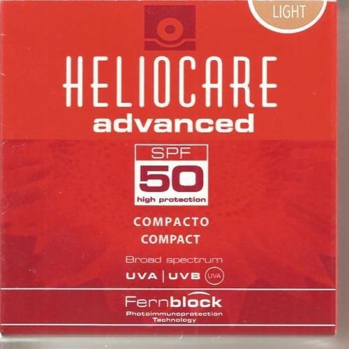 Aestheticare supreme Heliocare Compact New item Light 10g