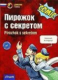 Pirozhok s sekretom: Russisch A1 (Compact Lernkrimi Comics) - D. M. Busek